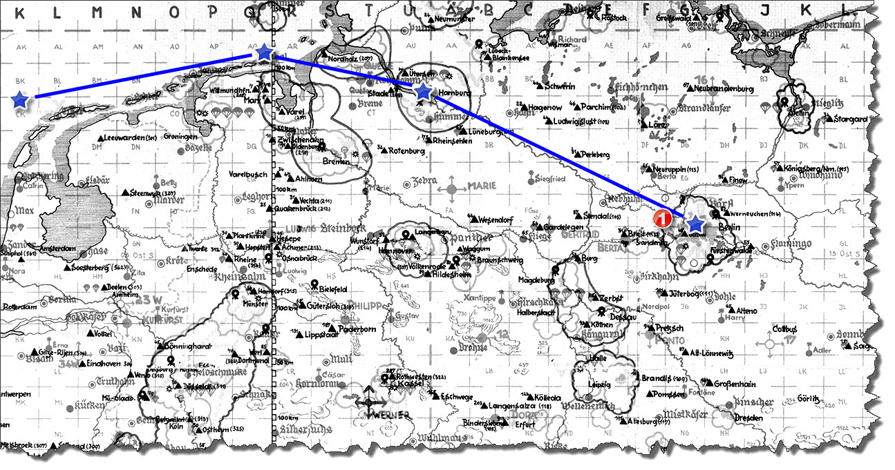 Einflug 1944-09-11