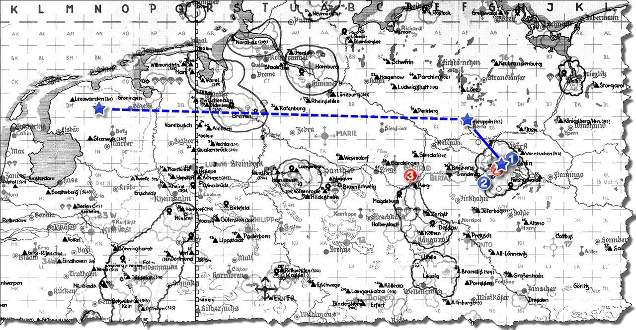 Einflug 1944-09-12