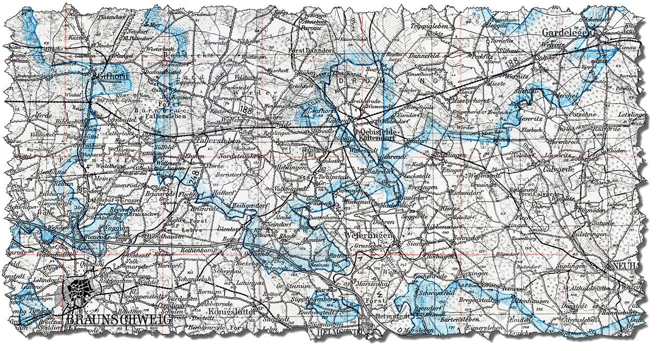 1944-09-16 - The Braunschweig - Gardelegen Area