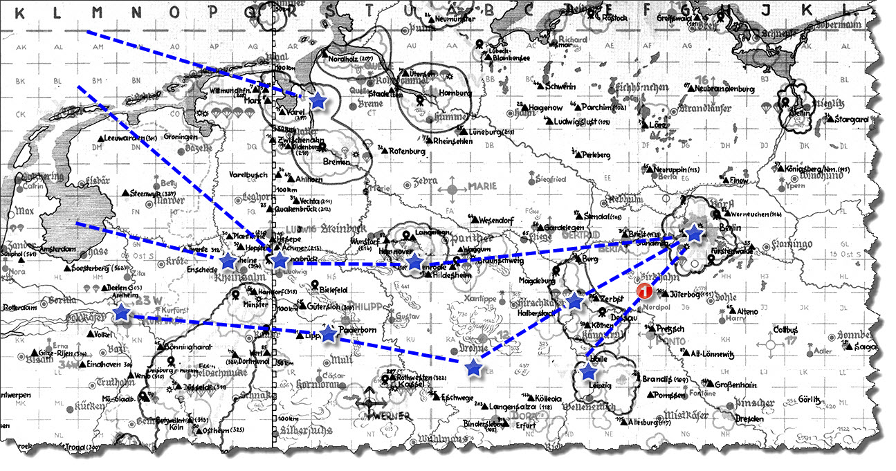 Einflug 1944-09-18