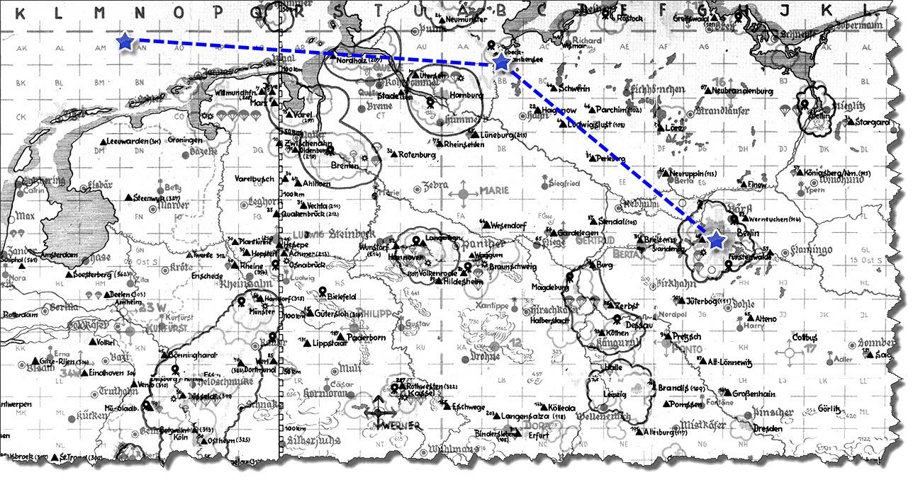 Einflug 1944-11-01