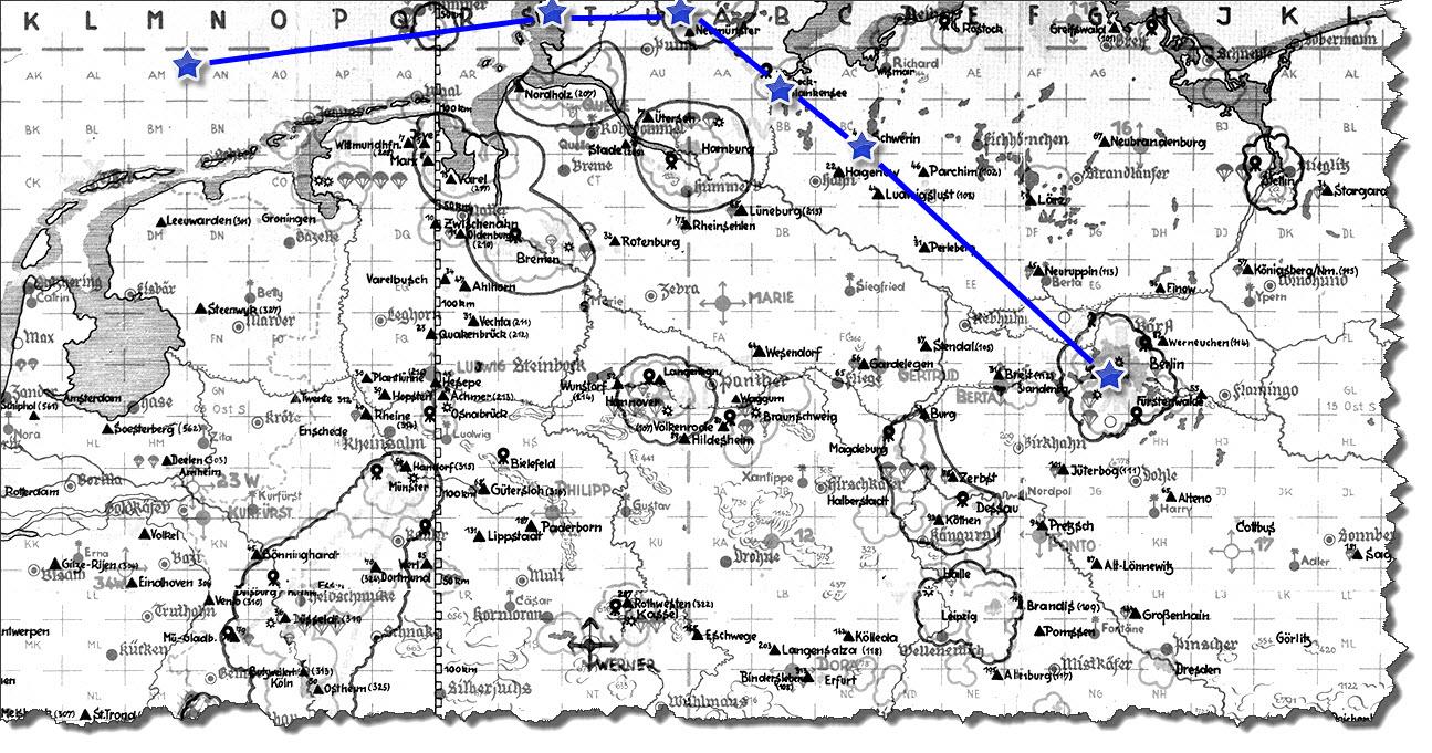 Einflug 1944-11-03