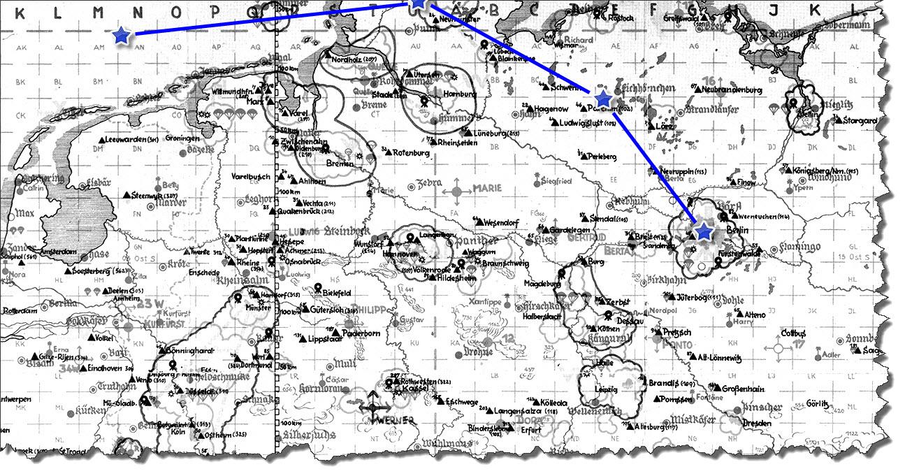 Einflug 1944-11-15