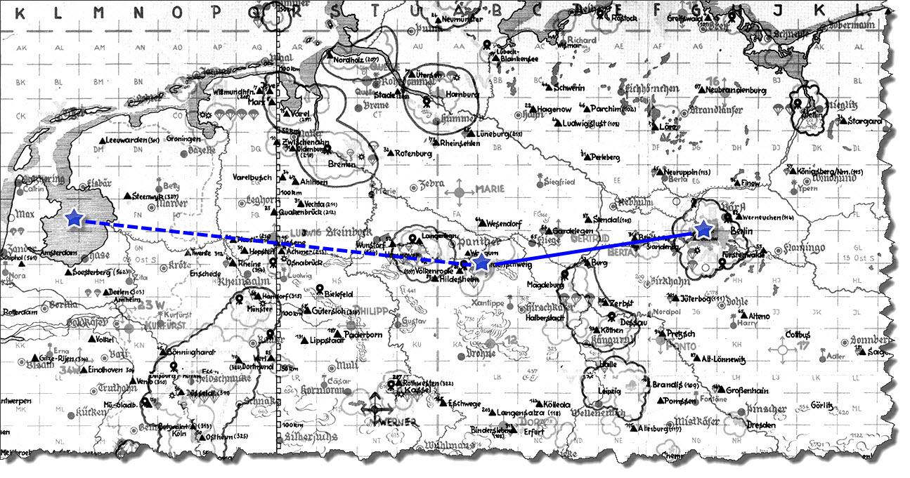 Einflug 1944-11-24
