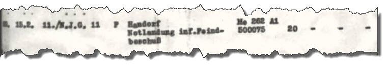 GQM Verlust 1945-02-15