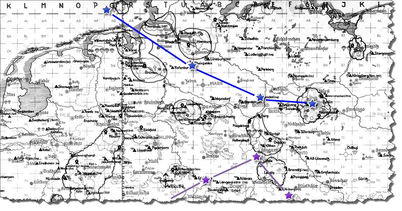 Einflug 1945-03-05