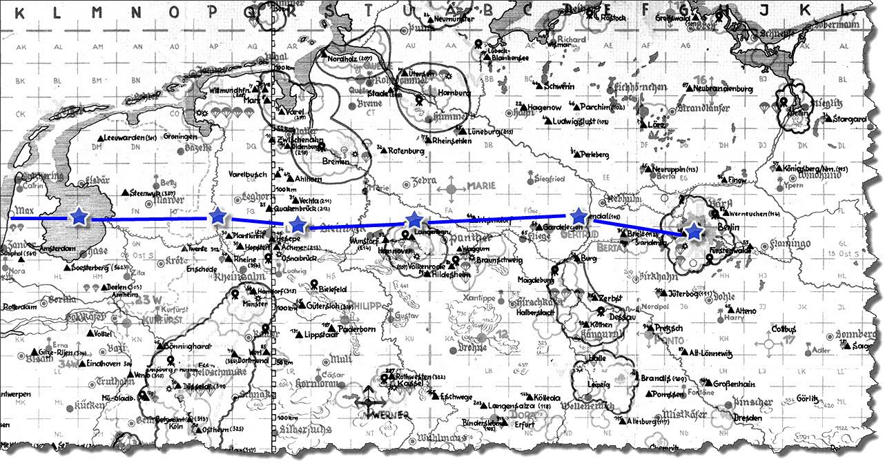 Einflug 1945-03-15