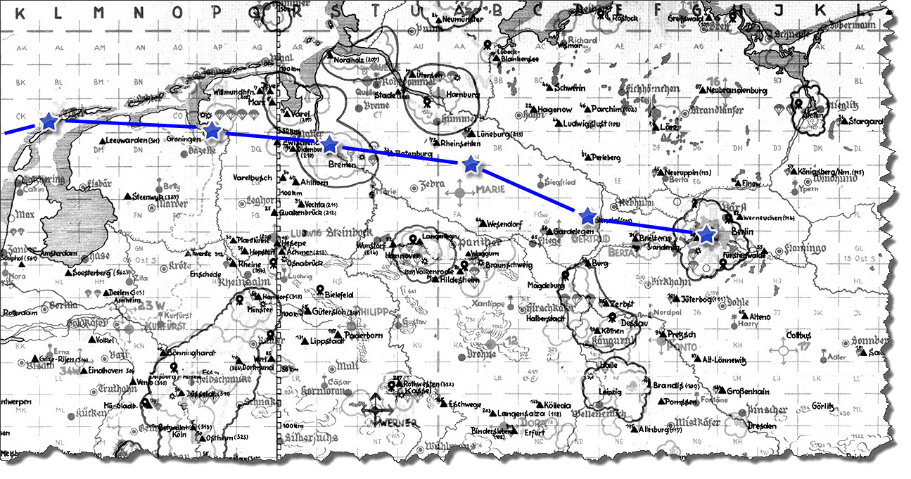 Einflug 1945-03-17