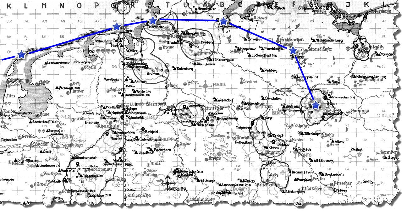 Einflug 1945-03-19