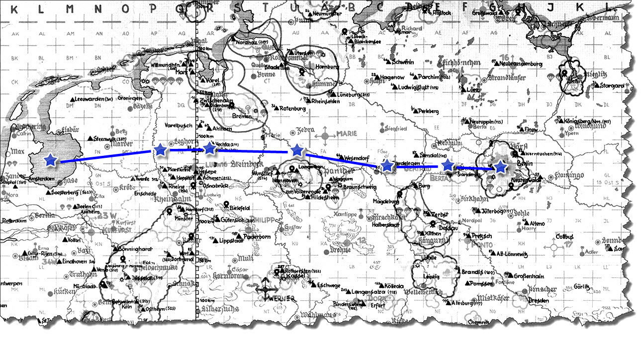 Einflug 1945-03-24
