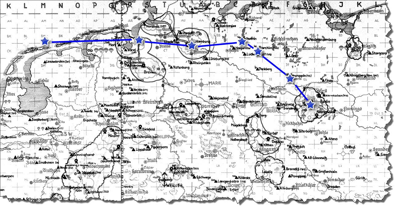 Einflug 1945-04-04