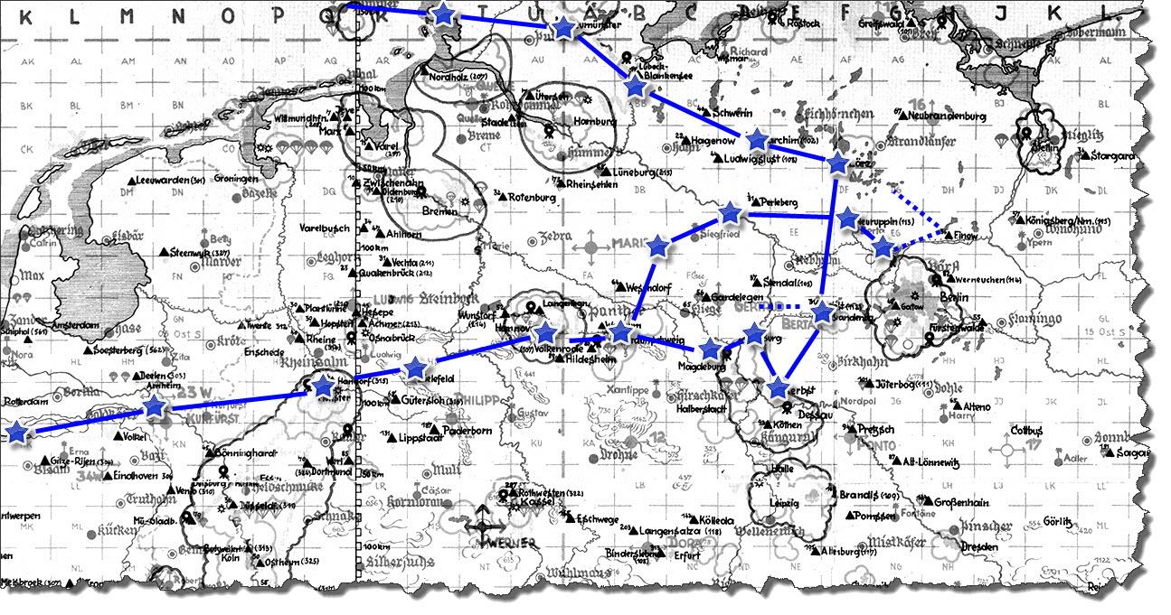Einflug 1945-04-10